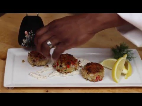 Delicious Pacific Northwest Dungeness Crab Cakes