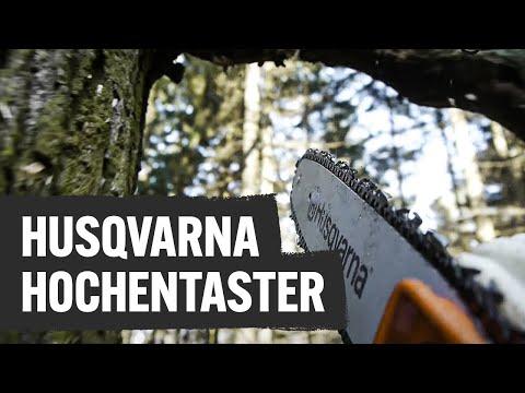 Bäume entasten mit dem 536 Li PT von Husqvarna | Profi TV