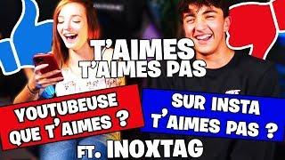 T'AIMES T'AIMES PAS ft. INOXTAG