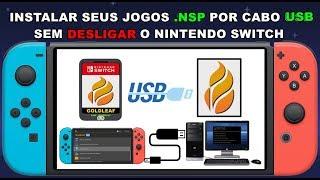 Install Nsp Over Usb