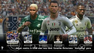 PES 2019 Patch PSP - Free video search site - Findclip Net
