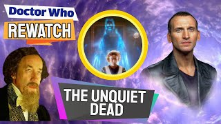 Interesting Facts About The Unquiet Dead! - Doctor Who Rewatch: Episode 03