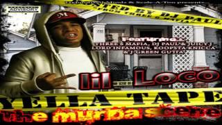 Lil Loco(LocoDunit) Presents... Yella Tape [The Murda Scene] (J-Grxxn In His Prime)
