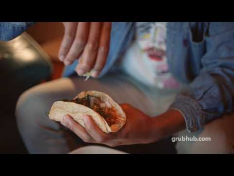 GrubHub Commercial (2017) (Television Commercial)
