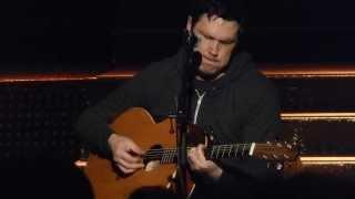 Damien Jurado - Sheets - live Milla-Club Munich 2014-02-25