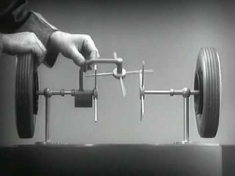 Around The Corner - How Differential Steering Works (1937)