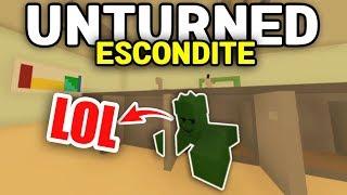 ESCONDITE EN SCORPION - 7 CON SUBS | UNTURNED