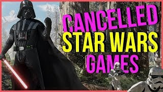 Star Wars games we will NEVER get to play [gamepressure.com]