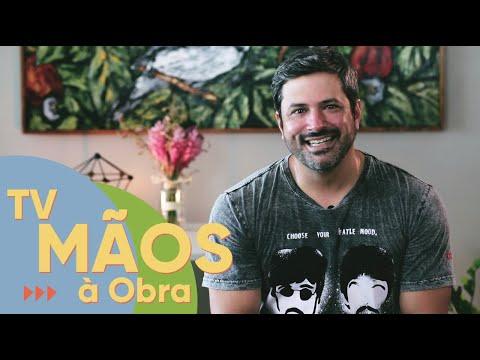 TV MÃOS À OBRA | Você já se imaginou morando numa casa impressa em 3D? | Exibido - 08/05/2021