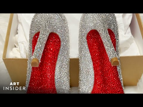 Giving Louboutins Their Sparkle Back