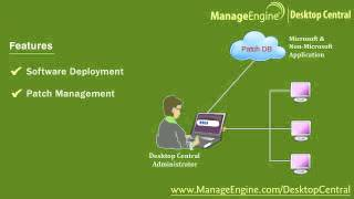ManageEngine Desktop Central - Vídeo