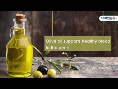 Olive Oil is Good For Men's Health | Healthfolks.com