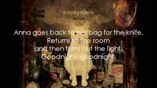 Trophy Scars - Anna Lucia with lyrics