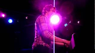 Jon McLaughlin - Maybe It's Over - Paradise Boston 10/13/11