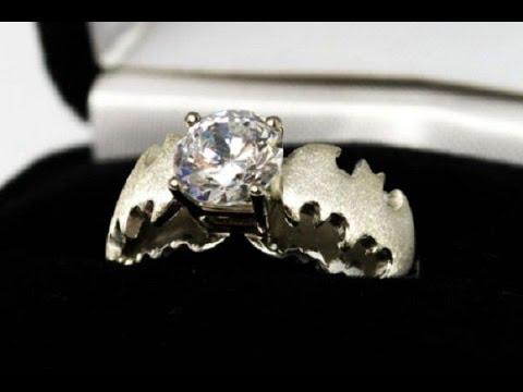10 Most Unusual Wedding Rings