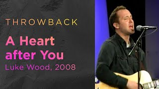 Heart After You -- The Prayer Room Live Throwback Moment