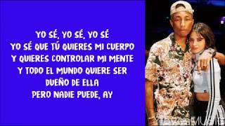 Pharrell Williams Ft. Camila Cabello - Sangria Wine S