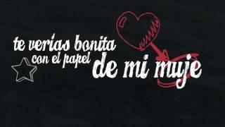 El Cursy - Te Quiero [Lyric Video]