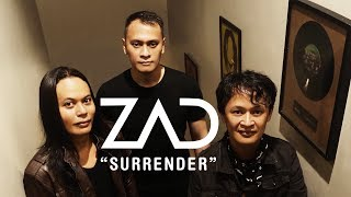 """ANDRA RAMADHAN - THE ZAD PROJECT """"SURRENDER"""" (LIVE HD)"""