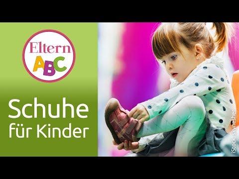 Die ersten Schuhe & Lauflernschuhe: Was beachten? | Kleinkind | Eltern ABC | ELTERN | Elternratgeber