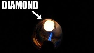 Burning Diamonds | in 4K