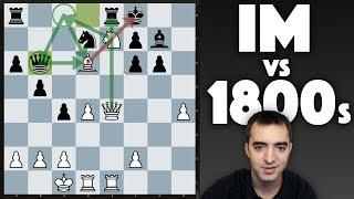 Rapid Chess: Battling 1800s