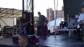 Boysetsfire--Rookie--Live @ Bamboozle Festival in Asbury Park NJ 2012-05-18