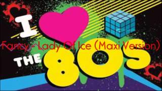 Fancy - Lady Of Ice (Maxi Version) HD