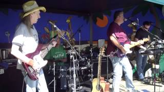 07   Let It Roll ~ Smokey Daniels Band   Woody's~Nov2014