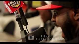 "Ace Hood Freestyle over ""Ball"" On Hot97 with FunkMasterFlex"