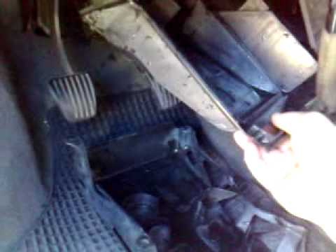 Cv Joint Repair >> Comment demonter radiateur chauffage opel astra g ? La ...