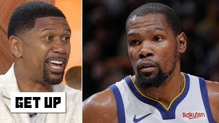 Jalen Rose's free agency predictions: Kawhi stays, Kevin Durant leaves | Get Up