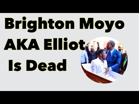 Elliot Brighton Moyo Is Gone For Real This Time