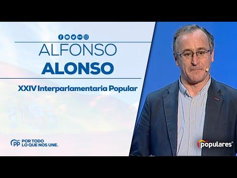 """Alfonso Alonso: """"El #10N es posible lograr un cambio para acabar con la España del pasado"""""""