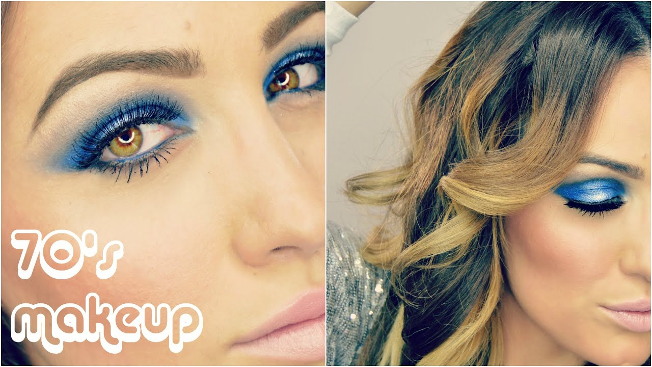 Maquillaje años 70 #nonicarnaval (70´s make up for carnaval)