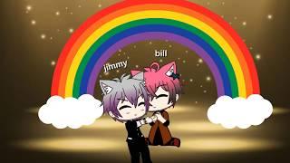 He's All Mine ~ Gay Love Story Gacha Life || Mini Movie