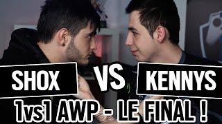 SHOX vs KENNYS 1v1 AWP - LE GRAND FINAL ! CSGO [ENGLISH SUB]
