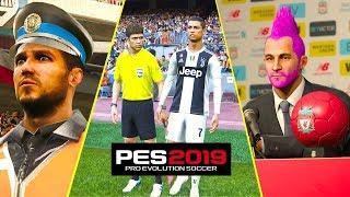 PES 2019   CRAZY Realism and Details #3   Fujimarupes