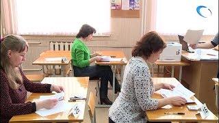 Новгородцы приняли участие во всероссийской акции «День сдачи ЕГЭ с родителями»