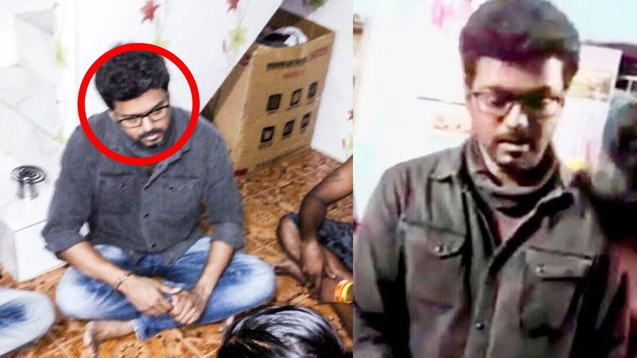 Thalapathy Vijay Visits Sterlite Victim's Family - Full Video | Thoothukudi