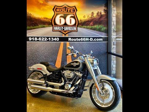 2020 Harley-Davidson® Fat Boy® 114 FLFBS