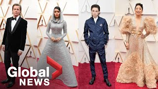 Oscars 2020: Best and worst dressed celebrities on the red carpet