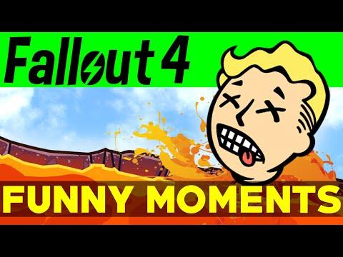 Fallout 4 Funny Moments - EP.3 (FO4 Funny Moments, Mods, Fails, Kills, Fallout 4 Funtage)