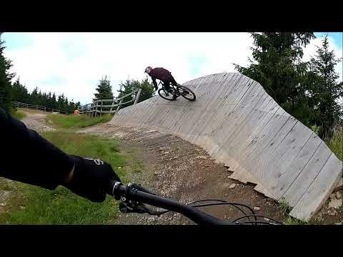 Špindl Bikepark 2021 Freeride