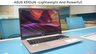 asus vivobook s15 s530un core i7 2gb graphics laptop with