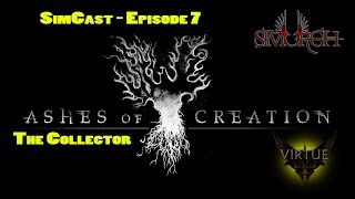 Guest Spot on Simcast Episode 7 - The Collector