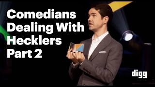 Famous Comedians Dealing With Hecklers, Part 2