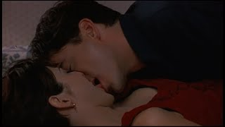 Marisa Tomei Tongue Kissing (Only You)