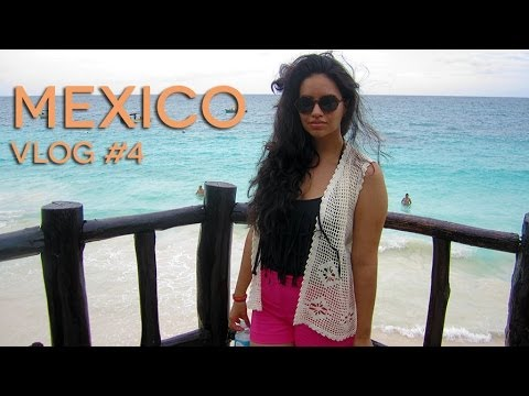 Mexico #4 Tulum Ruins & Jungle Tour | stealingbeauty