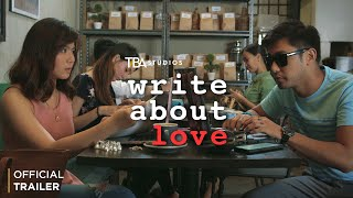 Write About Love Official Trailer | Miles Ocampo | Rocco Nacino | Joem Bascon  | Yeng Constantino